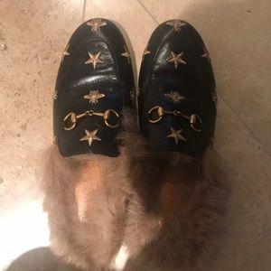 db37fc0185f Women s Gucci Fur Shoes on Poshmark
